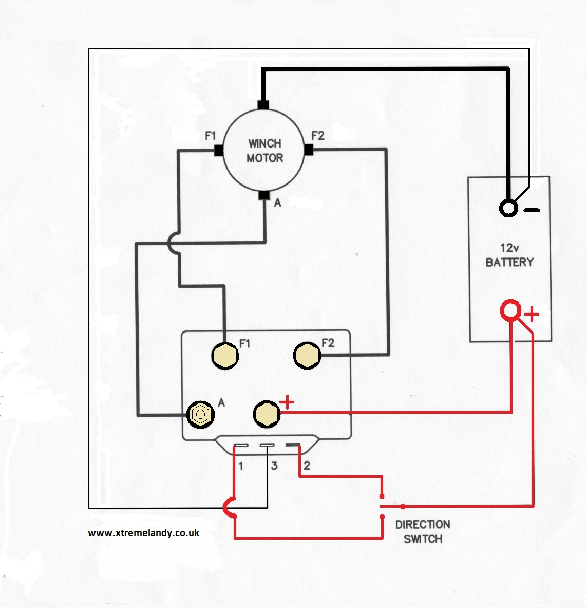 Warn Winch Remote Wiring Diagram on warn winch 8274 wiring diagram