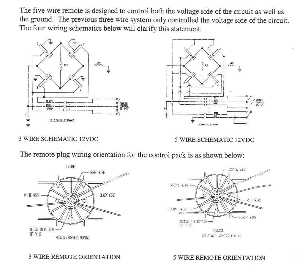 winch remote wiring 3and5 pin diagrams image downloadable manuals Momentary Rocker Switch Wiring Diagram at mifinder.co